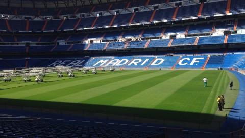 El Real Madrid turista de anuncio