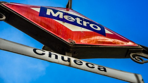 Madrid y sus barrios: Chueca