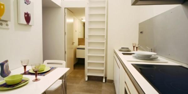 cocina apartamento la latina