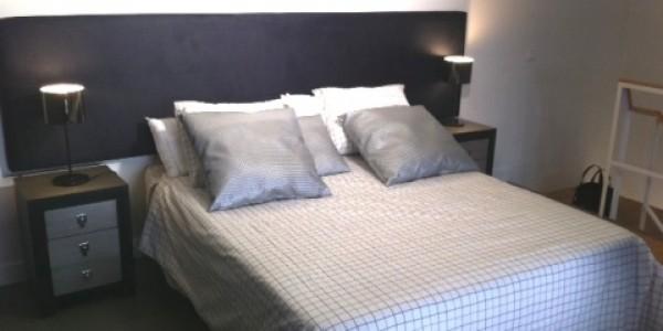 dormitorio apartamento la latina