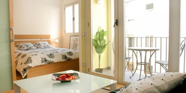 salon-dormitorio-apartamento-gavirental