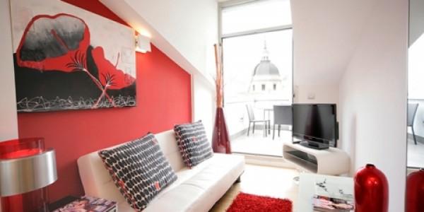 salon-rojo-apartamento-gavirental
