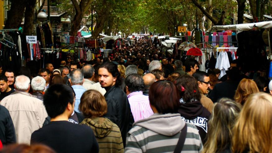 Visita los mercados de Madrid