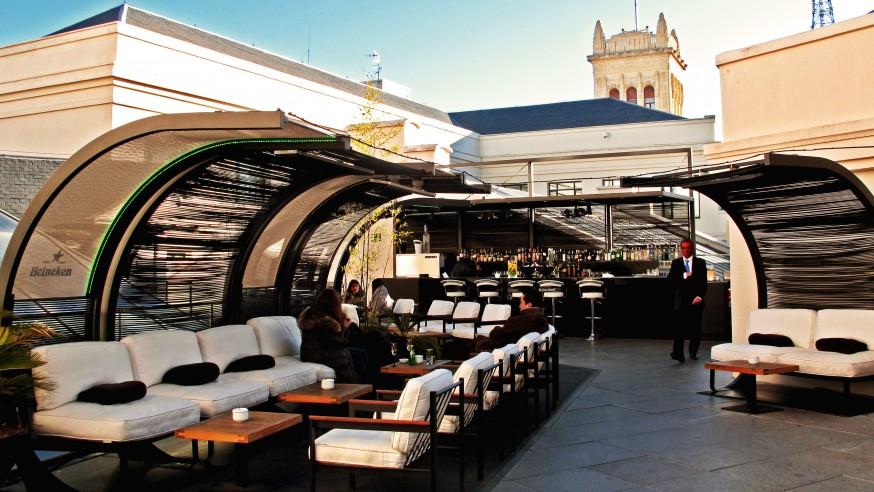 Las 14  terrazas imprescindibles para disfrutar de un verano en Madrid.
