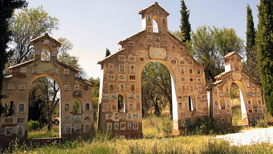 Conoce los monumentos más secretos de Madrid