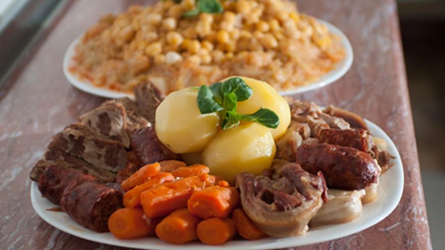 Una ruta gastronómica por Madrid