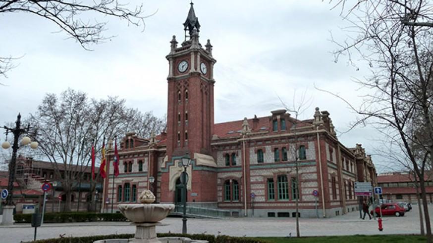 10 muestras de la arquitectura industrial en Madrid