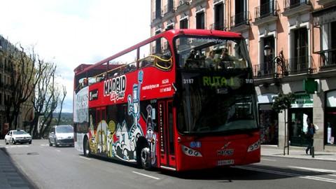 Descubre el bus turístico de Madrid de la mano de Gavirental