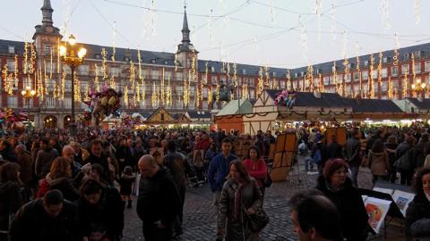 Los mejores mercadillos de Navidad de Madrid
