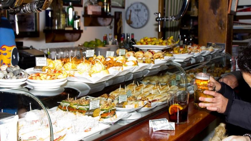 Los 10 mejores restaurantes vascos en Madrid