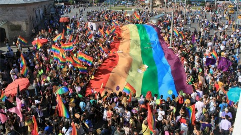 Orgullo Gay en Madrid 2016 #MADO16