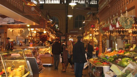 Los mejores mercados para tapear en Madrid