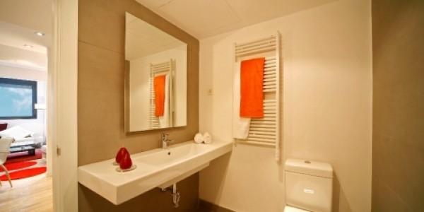 Baño apartamento av.américa