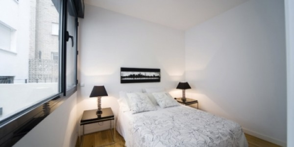 Dormitorio apartamento Av.América
