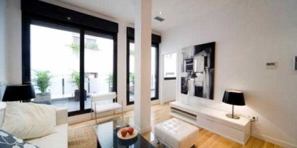 Salón 2 apartamento Av.América