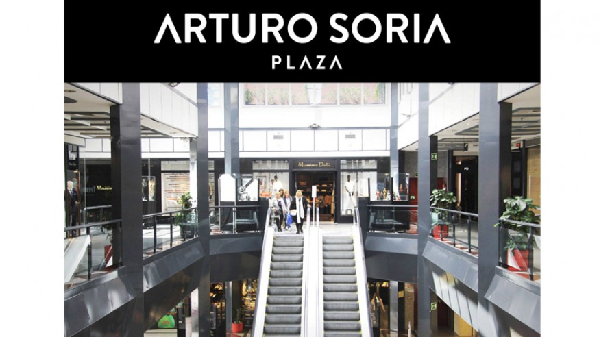 ¿Todavía no has estado en Arturo Soria Plaza?
