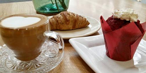 Desayuno en la latina