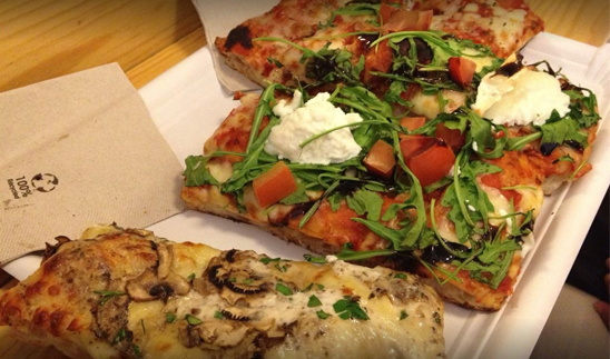 Pizzerias en Madrid