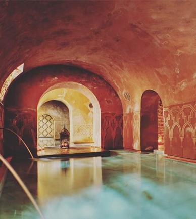 Baños árabes  Hamman Al Ándalus