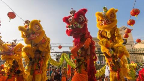 Año nuevo chino en Usera