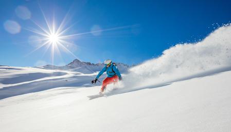 Esquiar en Navacerrada
