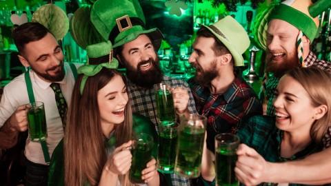 San Patrick en Madrid ¡Ficha los bares para ir a celebrarlo!