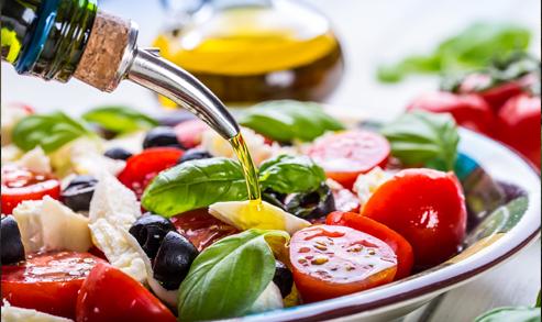 comida orgánica