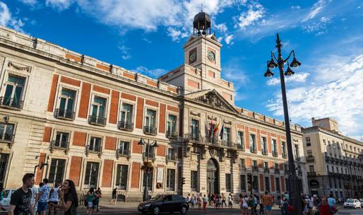 Casa de Correos de Madrid
