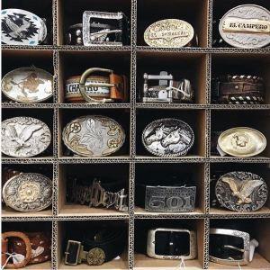 Cinturones vintage