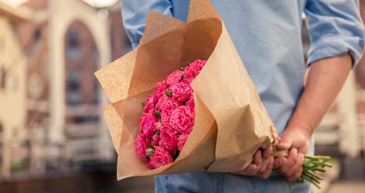 Ramo de flores sorpresa