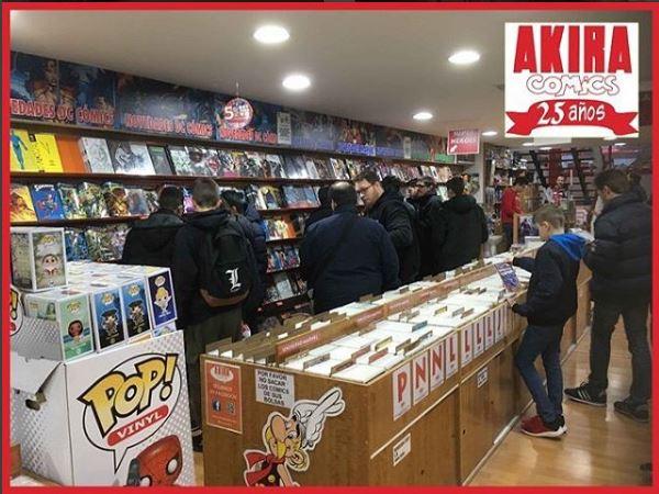 Akira comics
