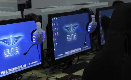 Ordenadores en Elite gaming