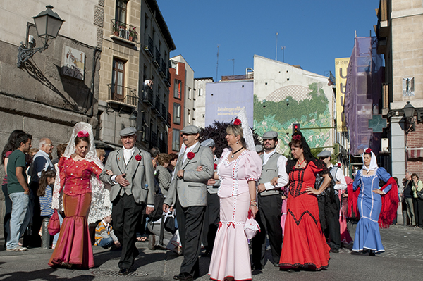 Chulapos y chulapas en madrid, blog gavirental