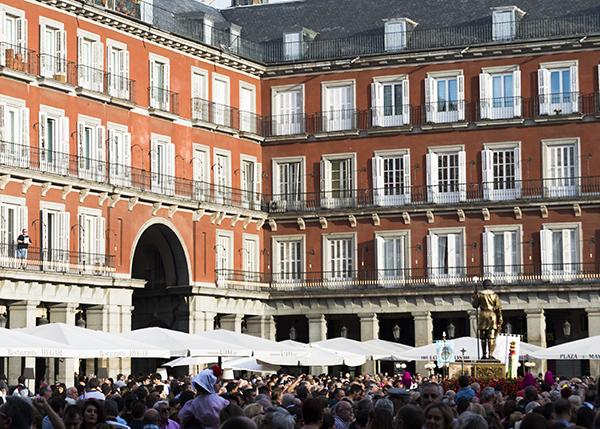 Fiestas de San Isisdro Madrid, blog GaVIRENTAL