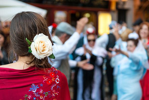 Ir a la pradera y fiestas en San Isidro Madrid, blog Gavirental