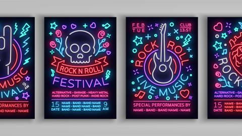 Los mejores grupos de rock madrileños, ¿cuál es tu favorito?