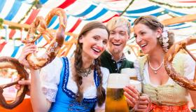 La Oktoberfest trae litros de cerveza a Madrid