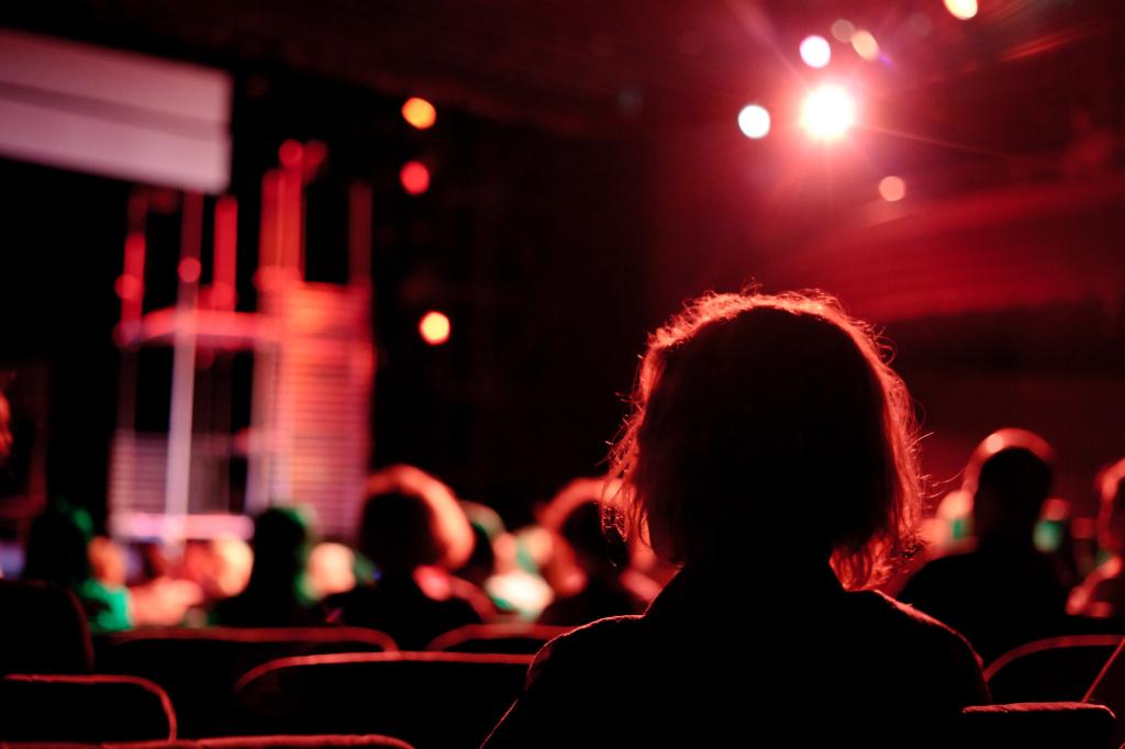 Audiencia Teatro