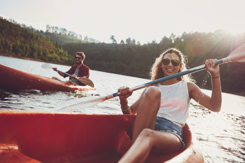 Remar en barca