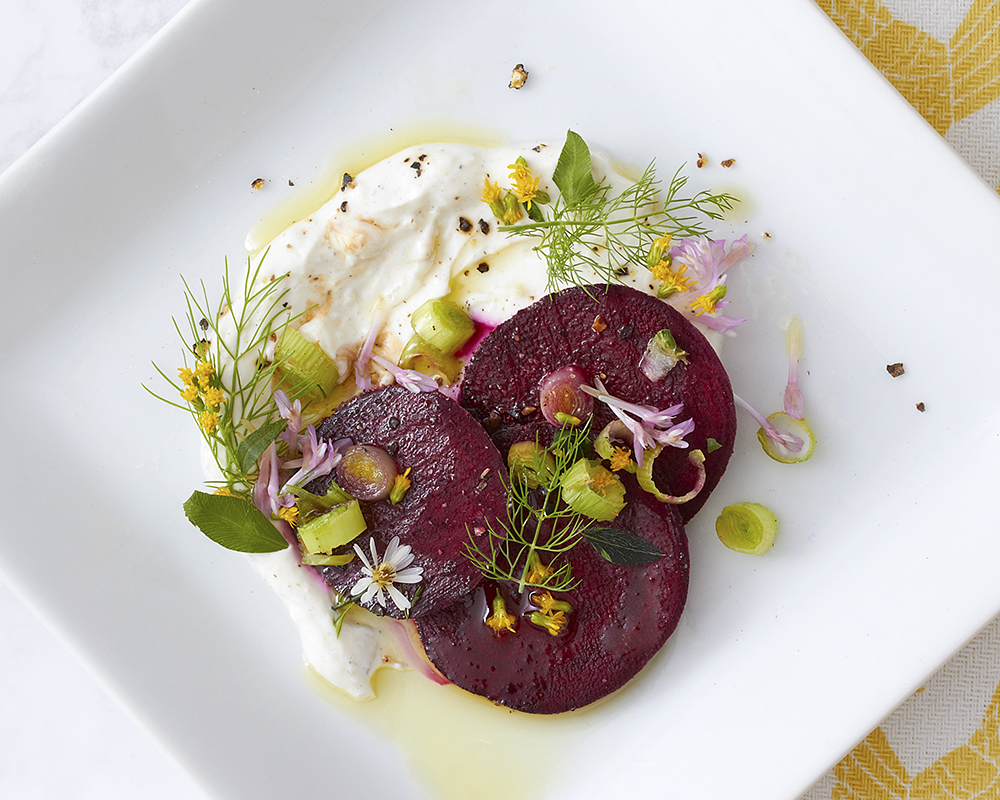 Alta cocina vegana, restaurantes veganos en madrid, gavirental
