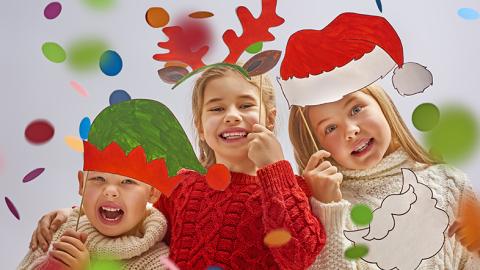 Descubre los mejores planes con niños esta Navidad en Madrid