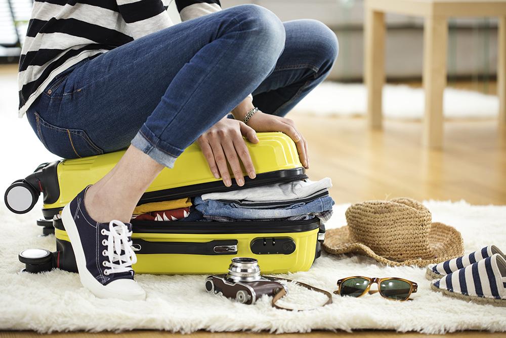 cómo hacer la maleta perfecta siguiendo el método konmari, gavirental
