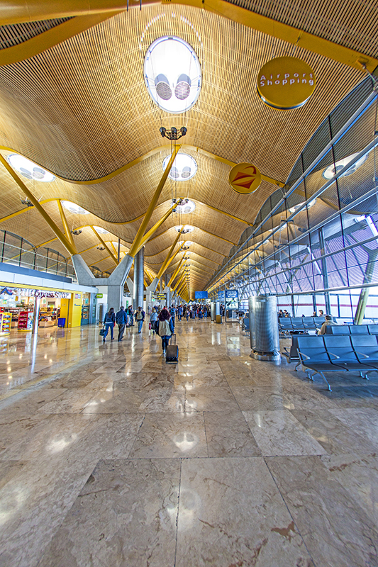 Aeropuerto de Madrid, gavirental