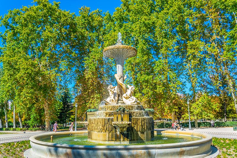Actividades al aire libre en Madrid, Gavirental
