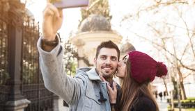 Lugares románticos para besarse en Madrid