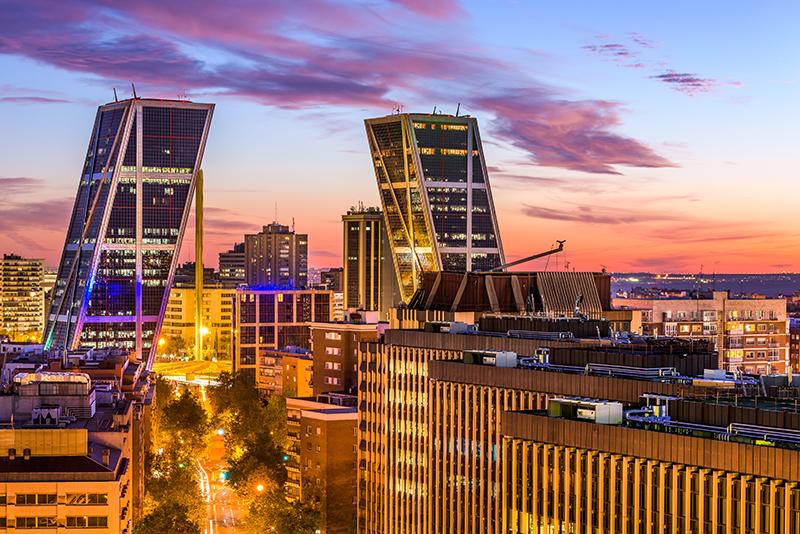 Madrid ciudad empresarial, gavirental