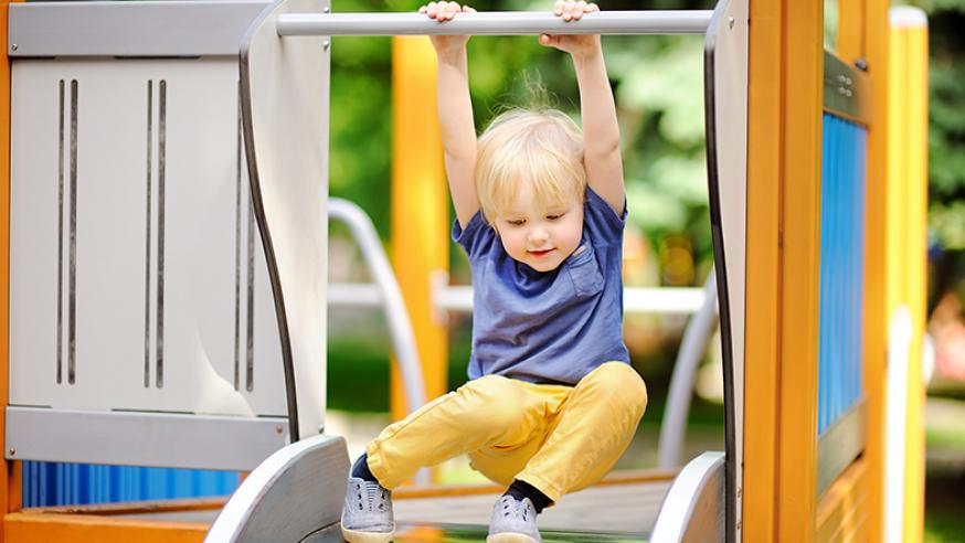 Parques preparados para ir con niños en Madrid