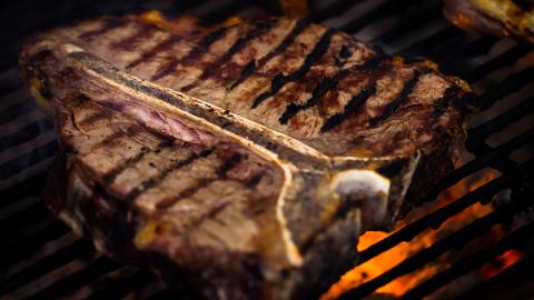 Sitios donde comer carne en Madrid