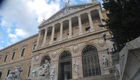 Bibliotecas increíbles de Madrid