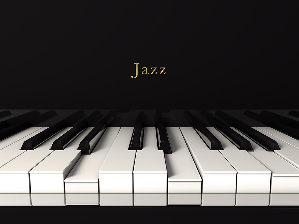piano para música jazz, gavirental